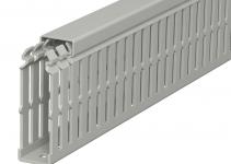 6178420 - OBO BETTERMANN Распределительный кабельный канал LKV N 75x25x2000 мм (ПВХ,серый) (LKV N 75025).