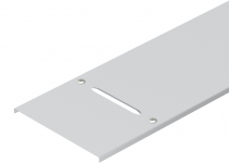 6227364 - OBO BETTERMANN Крышка кабельного лотка с фиксатором 400x3000 (WDRL 1116 40 V2A).