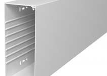 6026311 - OBO BETTERMANN Кабельный канал WDK 100x230x2000 мм (ПВХ,серый) (WDK100230GR).