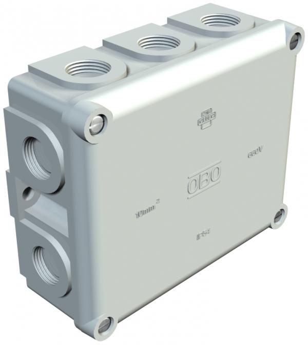 2002329 - OBO BETTERMANN Распределительная коробка 136x111x57 (B 11 M 5).