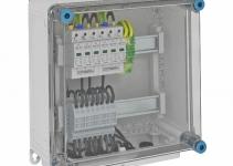 5088646 - OBO BETTERMANN Комплект УЗИП (устройство защиты от импулсных перенапряжений -