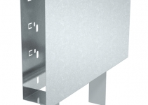6248225 - OBO BETTERMANN T-образная секция с крышкой для кабельного канала LKM 60x200 мм (сталь) (LKM T60200FS).