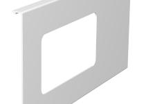 6169368 - OBO BETTERMANN Крышка для установки монтажной коробки в кабельном канале WDK 150x300 мм (ПВХ,кремовый) (D2-2 150CW).