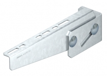 6419513 - OBO BETTERMANN Настенный кронштейн регулируемый 310мм (AWVL 31 FT).