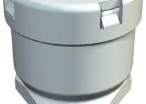 2012758 - OBO BETTERMANN Кабельный ввод плоский PG16 (106 FL 16 8 19).
