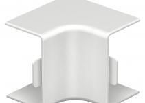 6191894 - OBO BETTERMANN Крышка внутреннего угла кабельного канала WDK 25x40 мм (ПВХ,белый) (WDK HI25040RW).