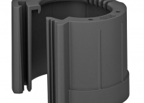 2047995 - OBO BETTERMANN Концевик черный разборный M63 (129 TB M63 SW).