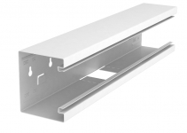 6277160 - OBO BETTERMANN T-образная секция кабельного канала Rapid 80 90x110 мм (сталь,белый) (GS-ST90110RW).
