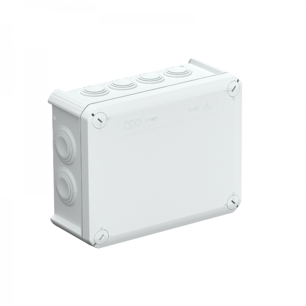 2007097 - OBO BETTERMANN Распределительная коробка 190x150x77 (T 160 M32).