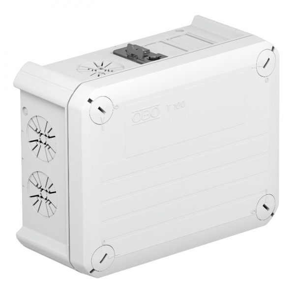 2007876 - OBO BETTERMANN Распределительная коробка 151x117x67 (T100 WS 1S3 2S3D).