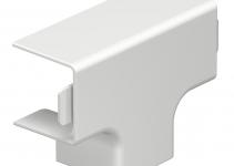 6192483 - OBO BETTERMANN Крышка T-образной секции кабельного канала WDK 25x25 мм (ПВХ,белый) (WDK HT25025RW).
