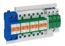 5089777 - OBO BETTERMANN Комплект УЗИП (устройство защиты от импулсных перенапряжений -