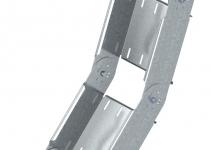 7081200 - OBO BETTERMANN Вертикальный регулируемый угол 110x200 (RGBV 120 FT).