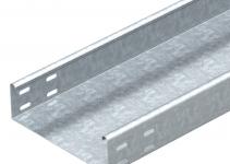 6063160 - OBO BETTERMANN Кабельный листовой лоток неперфорированный 60x100x3000 (MKSU 610 FS).