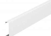 6279880 - OBO BETTERMANN Крышка двойного кабельного канала Rapid 80 45x12x2000 мм (сталь,белый) (GS-OT50RW).