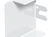 6248454 - OBO BETTERMANN Заглушка кабельного канала LKM 80x80 мм (сталь,белый) (LKM E80080RW).