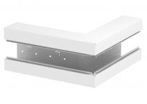 6277710 - OBO BETTERMANN Внешний угол кабельного канала Rapid 80 нерегулируемый 90x170 мм (сталь,белый) (GS-SA90170RW).