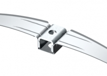 2204010 - OBO BETTERMANN Кабельный зажим металл. 2x5 NYM3x1,5 (2034 M).