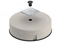 5403101 - OBO BETTERMANN Комплект крепления с бетонным основанием (TrayFix-10-L).