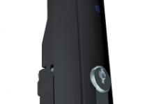 DP-ZM-E1 - Электронный дверной замок с профильным полуцилиндром, кабель на 4.5 м в комплекте