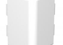 6160972 - OBO BETTERMANN Крышка внешнего угла кабельного канала WDK 60x150 мм (ПВХ,кремовый) (WDK HA60150CW).