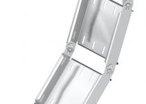 7138113 - OBO BETTERMANN Вертикальный регулируемый угол 60x100 (RGBV 610 VA4301).