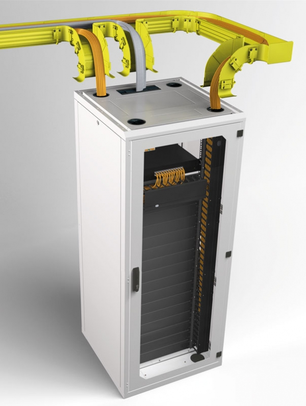 RAMOS ULTRA ACS - Контроллер RAMOS Ultra; 2 интеллектуальных порта (Вход/Выход); 2 порта расширения на передней панели; 2 порта ACS для картридеров; 1 порт ACS для дверного замка; 2 порта ACS для считывателя отпечатков пальца; 4 порта для видеосигнала и 4