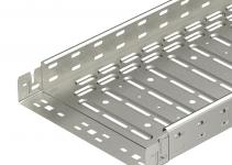 6047691 - OBO BETTERMANN Кабельный листовой лоток перфорированный 60x400x3050 (RKSM 640 VA4301).