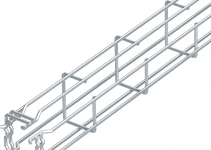 6005538 - OBO BETTERMANN Проволочный лоток 75x50x3000 (G-GRM 75 50 G).