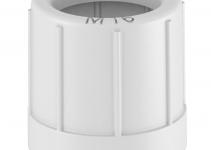 2047888 - OBO BETTERMANN Концевик серый M50 (129 M50).