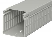 6178207 - OBO BETTERMANN Распределительный кабельный канал LK4 N 60x60x2000 мм (ПВХ,серый) (LK4 N 60060).