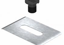 5403100 - OBO BETTERMANN Комплект крепления к бетонному основанию (TrayFix).