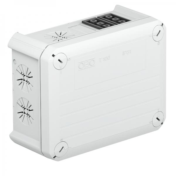 2007811 - OBO BETTERMANN Распределительная коробка 150x116x67 (T 100 WB 4S3).