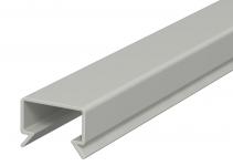 6178480 - OBO BETTERMANN Крышка кабельного канала LK4 15 мм (ПВХ,серый) (LK4 D 15).