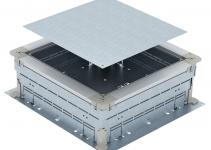7410056 - OBO BETTERMANN Монтажное основание UZD350-3 (h=165-220 мм) 510x467x165 мм (сталь) (UZD 165220 350-3).