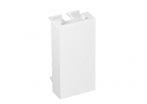 6117414 - OBO BETTERMANN Заглушка Modul45 45x22,5 мм (белый) (ADP-B RW0.5).