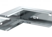 6249175 - OBO BETTERMANN Внутренний угол кабельного канала LKM 40x60 мм (сталь,белый) (LKM I40060RW).