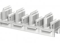6288104 - OBO BETTERMANN Соединитель профилей горизонтальный (100 мм) (PV N3 100H).