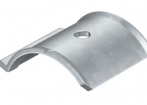 1197428 - OBO BETTERMANN Пластина для U-образной скобы 34-40мм (2058FW M 40 V2A).