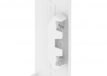 6274774 - OBO BETTERMANN Торцевая заглушка кабельного канала Rapid 80 70x170 мм (серебристо-белый) (GK-E70170WA).