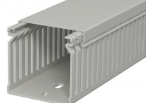 6178033 - OBO BETTERMANN Распределительный кабельный канал LK4 60x60x2000 мм (ПВХ,серый) (LK4 60060).