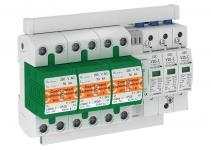 5089756 - OBO BETTERMANN Комплект УЗИП (устройство защиты от импулсных перенапряжений -