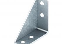 1124665 - OBO BETTERMANN Соединительная пластина 90°, с 4 отверстиями 104x104x40x5 (GMS 4 KD 90 FT).