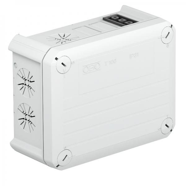 2007809 - OBO BETTERMANN Распределительная коробка 150x116x67 (T 100 WB 2S3).