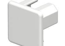 6193129 - OBO BETTERMANN Торцевая заглушка кабельного канала WDK 20x20 мм (ПВХ,белый) (WDK HE20020RW).