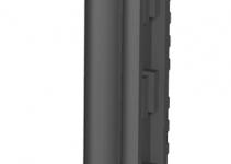 7408420 - OBO BETTERMANN Угловая заглушка бокса Telitank T8NL (полиамид,черный) (T8NL EB1 9011).
