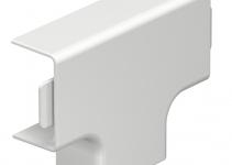 6192459 - OBO BETTERMANN Крышка T-образной секции кабельного канала WDK 15x30 мм (ПВХ,белый) (WDK HT15030RW).