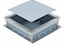 7410047 - OBO BETTERMANN Монтажное основание UZD350-3 (h=115-170 мм) 510x467x115 мм (сталь) (UZD 115170 350-3).