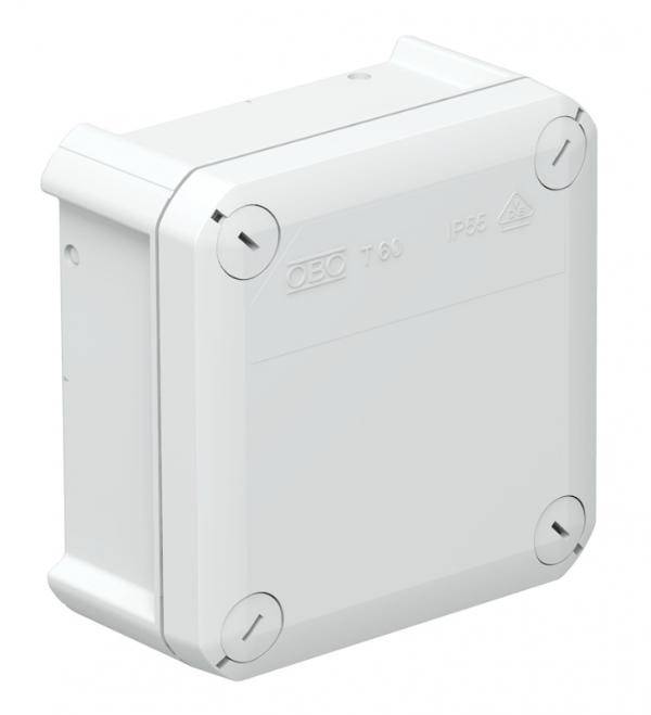 2007239 - OBO BETTERMANN Распределительная коробка 114x114x57 (T 60 OE).