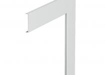 6279736 - OBO BETTERMANN Крышка плоского угла Rapid 80 400x80 мм (алюминий,анодированный) (GA-OTFEL).